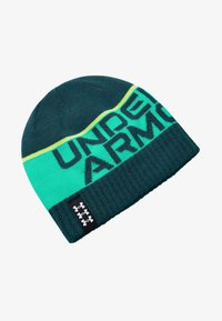 Under Armour - Beanie - blackout teal - 0