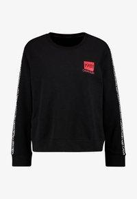 Calvin Klein Underwear - BOLD LOUNGE - Nattøj trøjer - black - 4