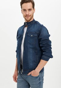 DeFacto - Denim jacket - indigo - 3