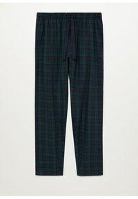 Mango - Pyjama set - bleu marine foncé - 3