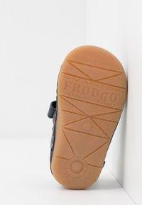Froddo - PAIX DOUBLE WIDE FIT - Sandals - dark blue - 5