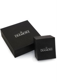 DIAMORE - HERZ BRILLANT - Necklace - gold-coloured - 6
