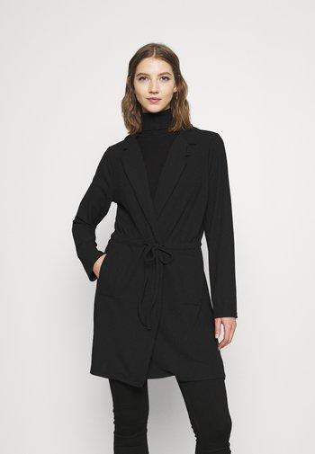 VIANTIA JACKET - Short coat - black