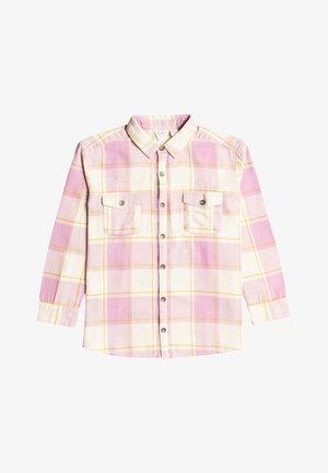 ULTIMATE LOVE  - Button-down blouse - dawn dusk plaid party