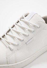 Jack & Jones Junior - JRTRENT - Sneakersy niskie - bright white - 2