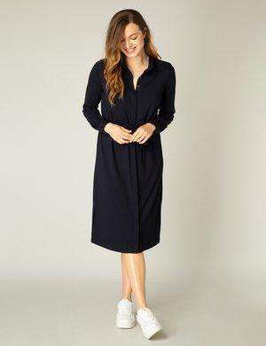 ONE PIECES YEYLEM - Jersey dress - dark blue