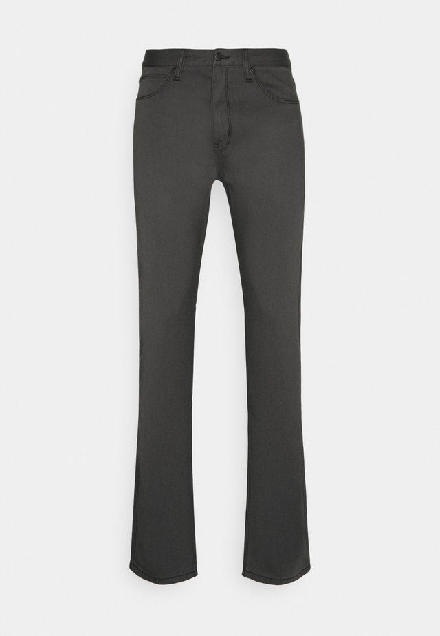 Jeans straight leg - charcoal