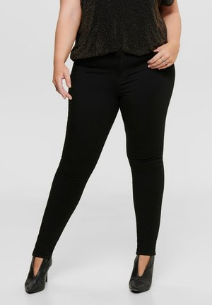 CARGLORIA 4EVER - Jeans Skinny Fit - black