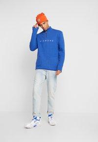 Diamond Supply Co. - LEEWAY  - Sweatshirt - blue - 1