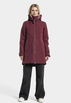 HELLE WNS - Winter coat - rot