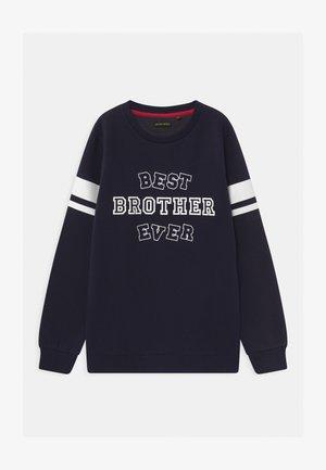 BOYS  - Sweater - navy blazer