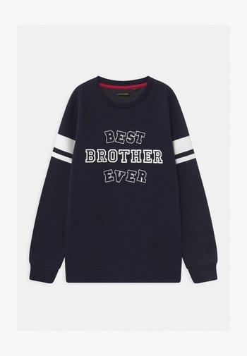 BOYS  - Sweatshirt - navy blazer