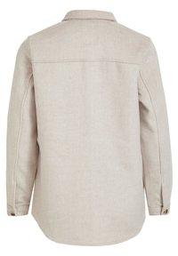 Object - OBJVERA - Lett jakke - mottled beige - 5