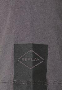 Replay - Printtipaita - grey - 2