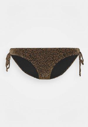 LEOGLAM BIBI BOTTOM - Bikini bottoms - golden glow