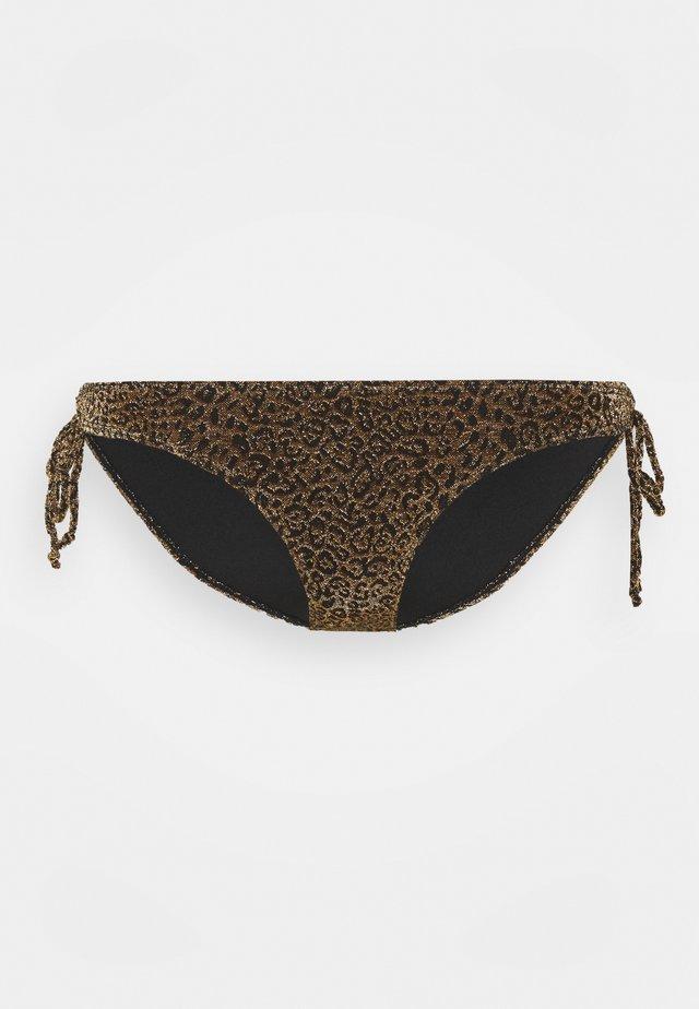 LEOGLAM BIBI BOTTOM - Bikini pezzo sotto - golden glow