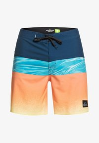 Quiksilver - HIGHLINE HOLD DOWN  - Swimming shorts - majolica blue - 4