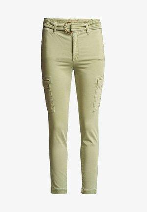 SECRET GLAMOUR - Jeans Skinny Fit - grün