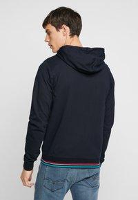 Tiffosi - DRAKE - Zip-up hoodie - blue - 2