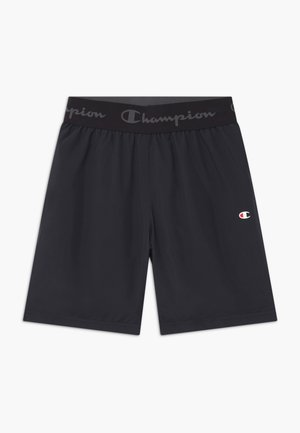 CHAMPION X ZALANDO BOYS PERFORMANCE SHORT - Pantaloncini sportivi - dark blue