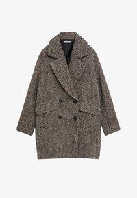 Mango - Winter coat - grijs - 6