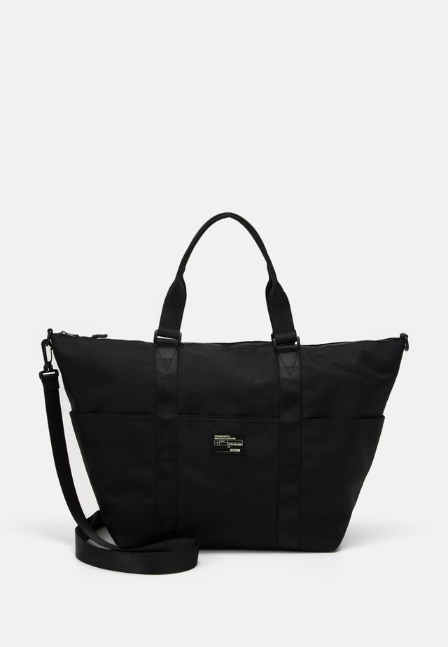 SALLIE HOLDALL - Shopping bag - black
