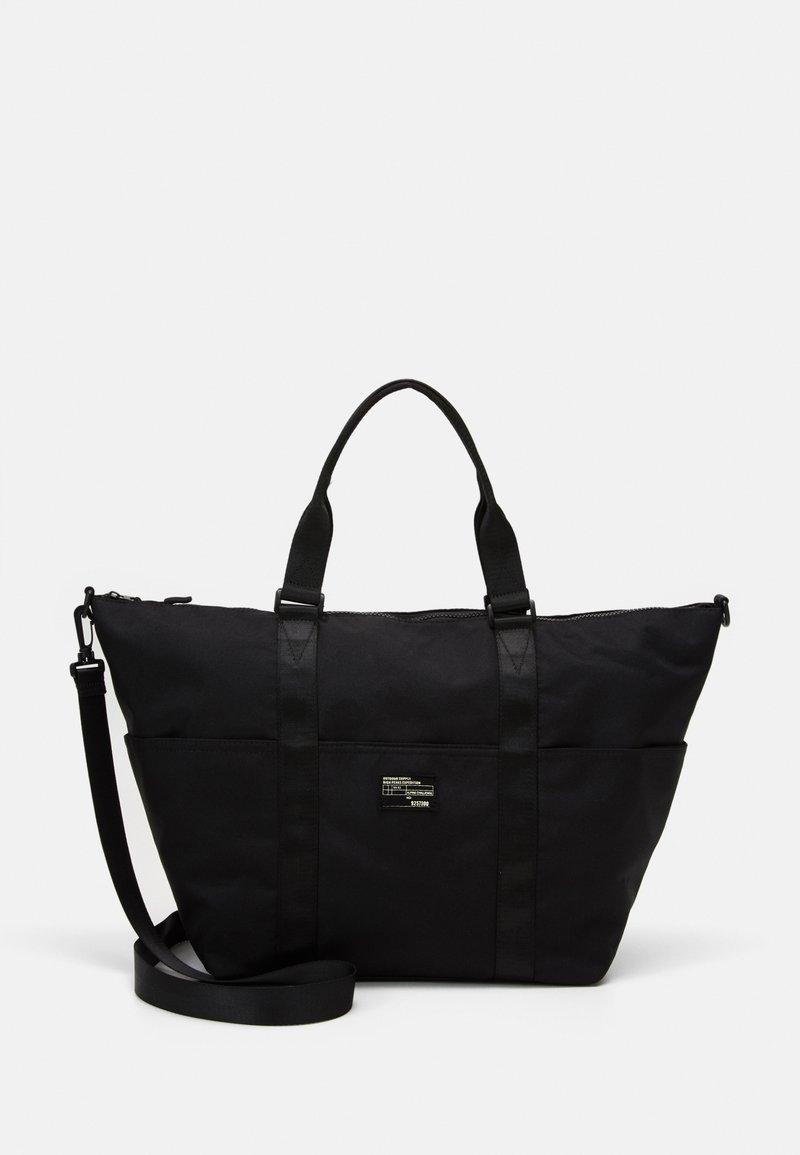 New Look - SALLIE HOLDALL - Tote bag - black