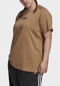adidas Originals - Print T-shirt - cardboard - 3
