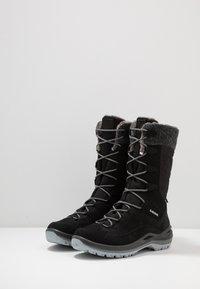 Lowa - ALBA III GTX - Winter boots - schwarz/grau - 2