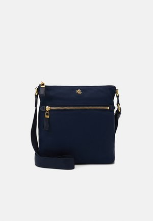 JETTY CROSSBODY - Across body bag - navy