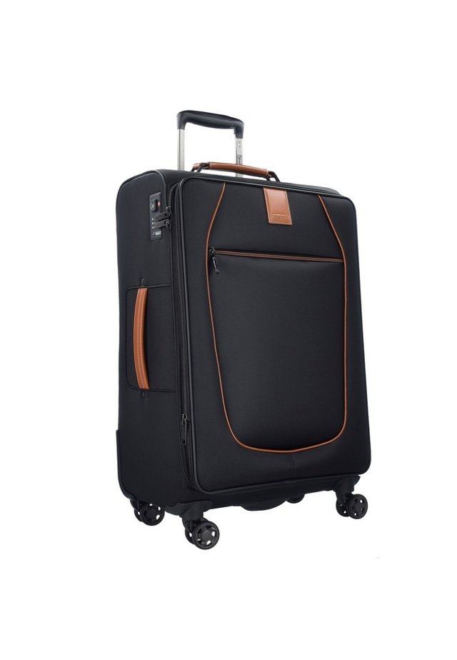 ORIGINAL 4-ROLLEN  - Trolley - black