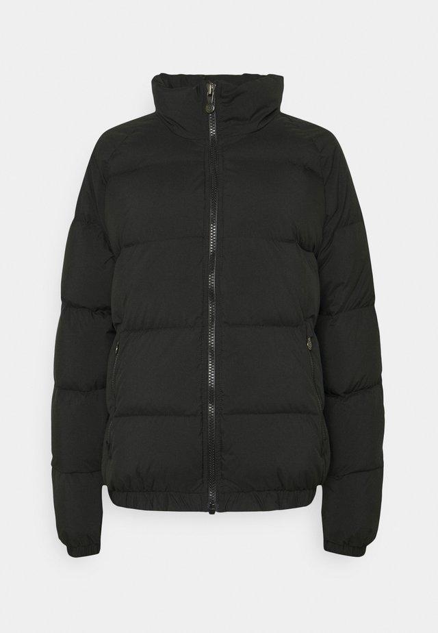 VINTAGE MYTHIC SOFT - Down jacket - black