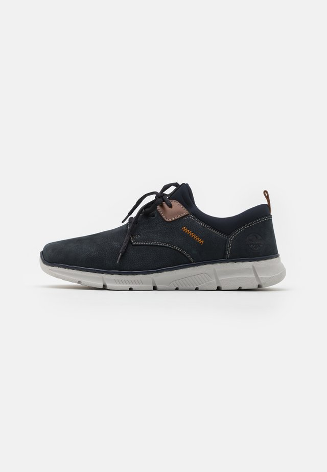 Sneakersy niskie - pazifik/amaretto/navy/pazifik