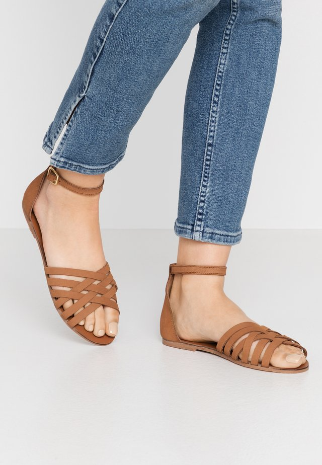 JINXER  - Sandals - tan