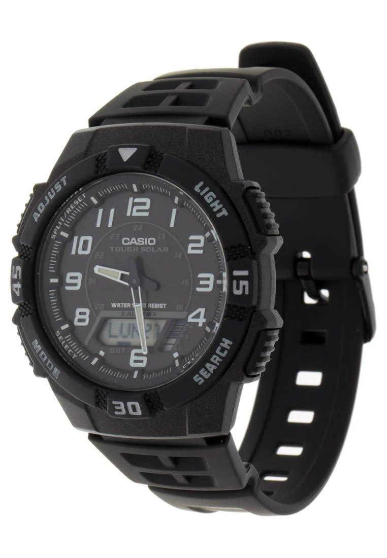 Casio - Chronograph watch - black