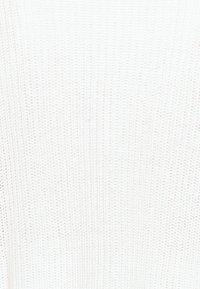 Even&Odd - CROPPED JUMPER - Jersey de punto - white - 7