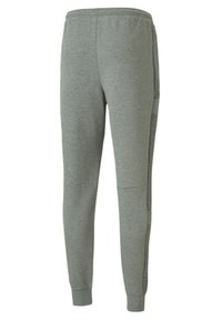 Puma - BMW M MOTORSPORT  - Tracksuit bottoms - medium gray heather - 4