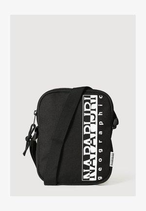 HAPPY CROSS - Across body bag - black