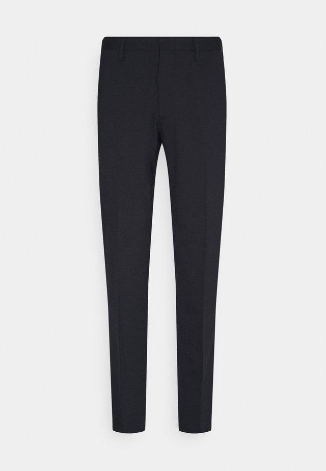 THODD - Suit trousers - blue