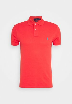 SLIM FIT MODEL - Polo - racing red
