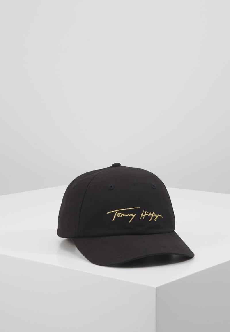 Tommy Hilfiger - SIGNATURE  - Cap - black