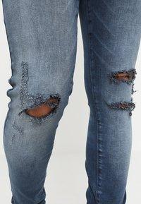 YOURTURN - Jeans Skinny Fit - dark blue - 6