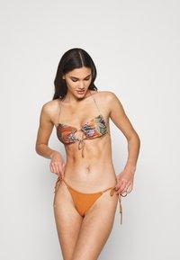 JANTHEE - ALDINA BOTTOM - Bikini bottoms - trophy - 1