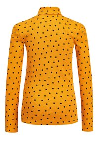 WE Fashion - ROLNEK - Long sleeved top - yellow - 1