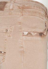 Mos Mosh - JEWEL PANT - Trousers - burro camel - 2