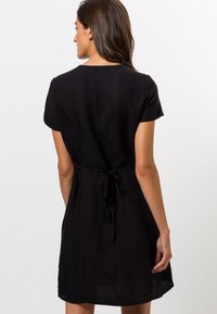 zero - Shirt dress - black - 2