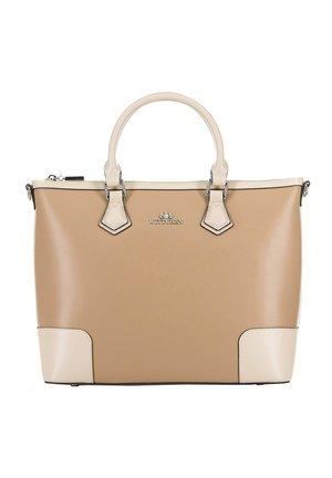 ELEGANCE - Handbag - beige