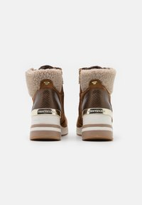 TOM TAILOR - Ankle boots - brown - 3