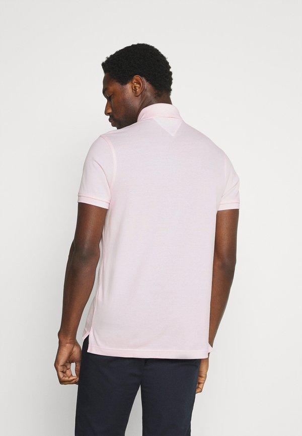 Tommy Hilfiger Koszulka polo - light pink/rÓżowy Odzież Męska WHMQ