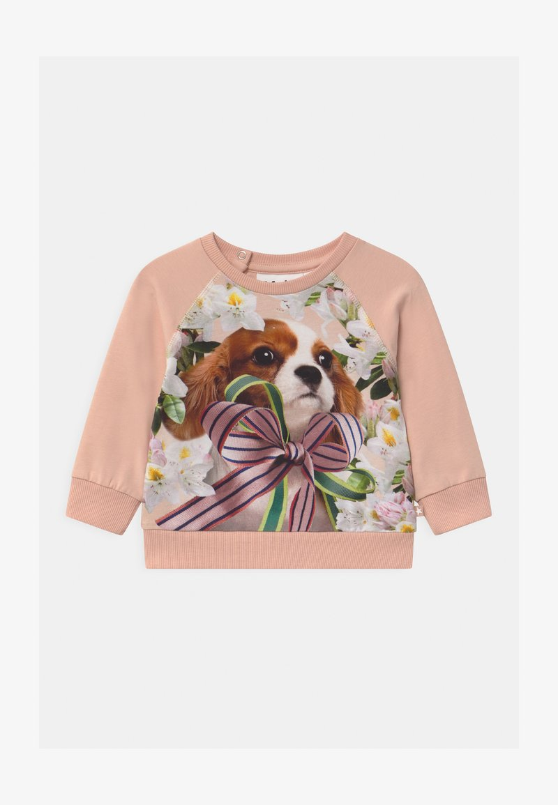 Molo - ELSA - Langarmshirt - light pink/multi-coloured